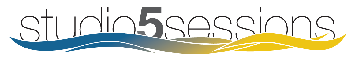 Studio 5 Sessions logo