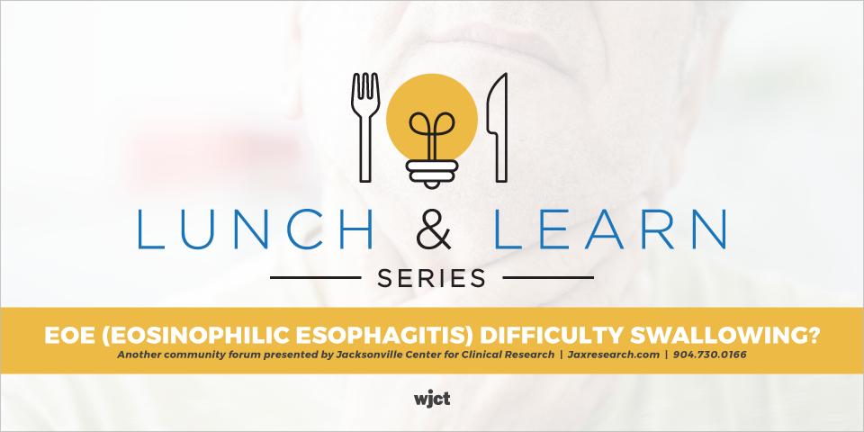 EoE (Eosinophilic Esophagitis) Difficulty Swallowing?