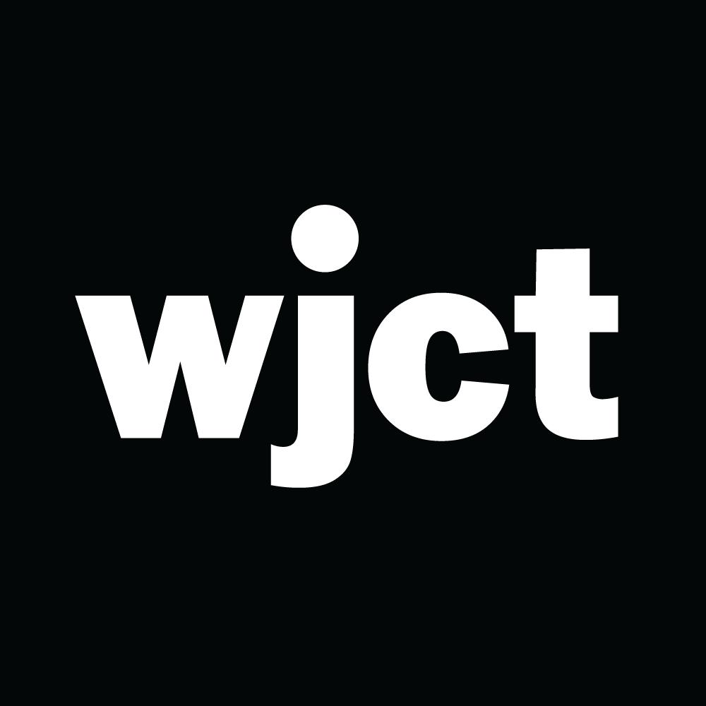 WJCT Logo Square BW