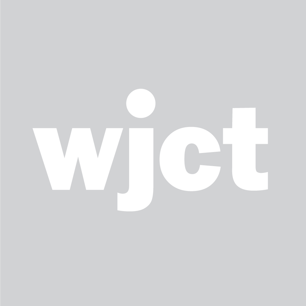 WJCT Logo White