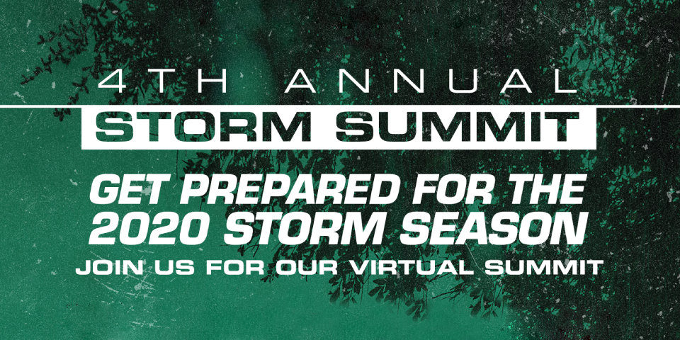 Storm Summit 2020: Get Prepared for the Storm Season