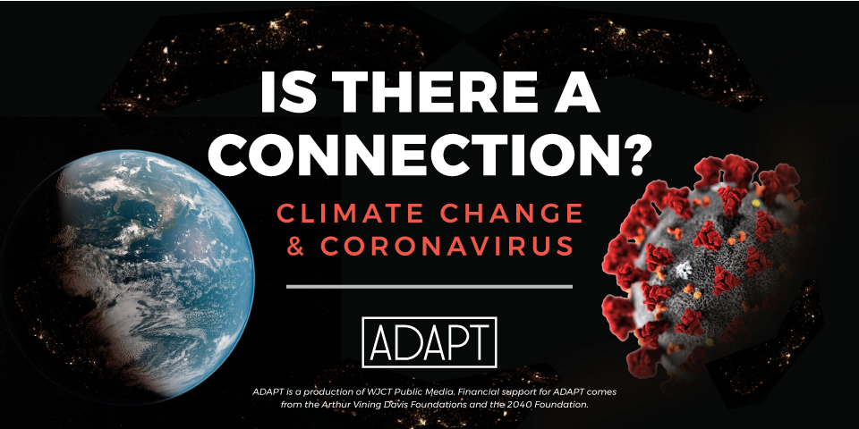 Is There a Connection? Climate Change & Coronavirus