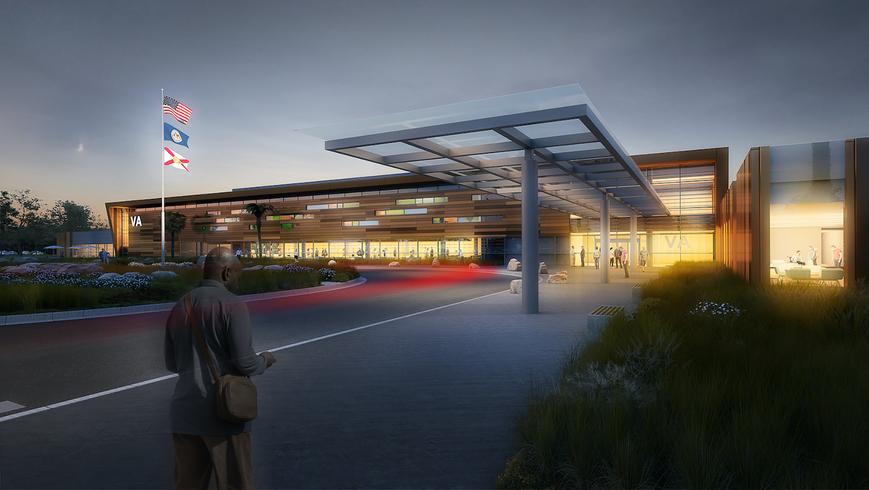 Developer, Architect Selected For North Jacksonville VA Clinic