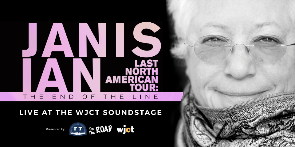 Janis Ian – The End of The Line Tour At The WJCT Soundstage