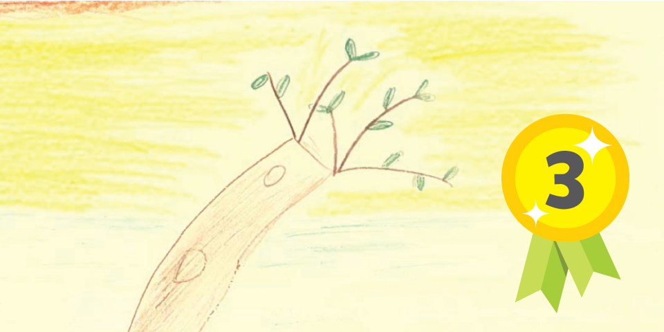 """Featured image for """"""""Life of an Ugly Tree"""" by Anushya B."""""""