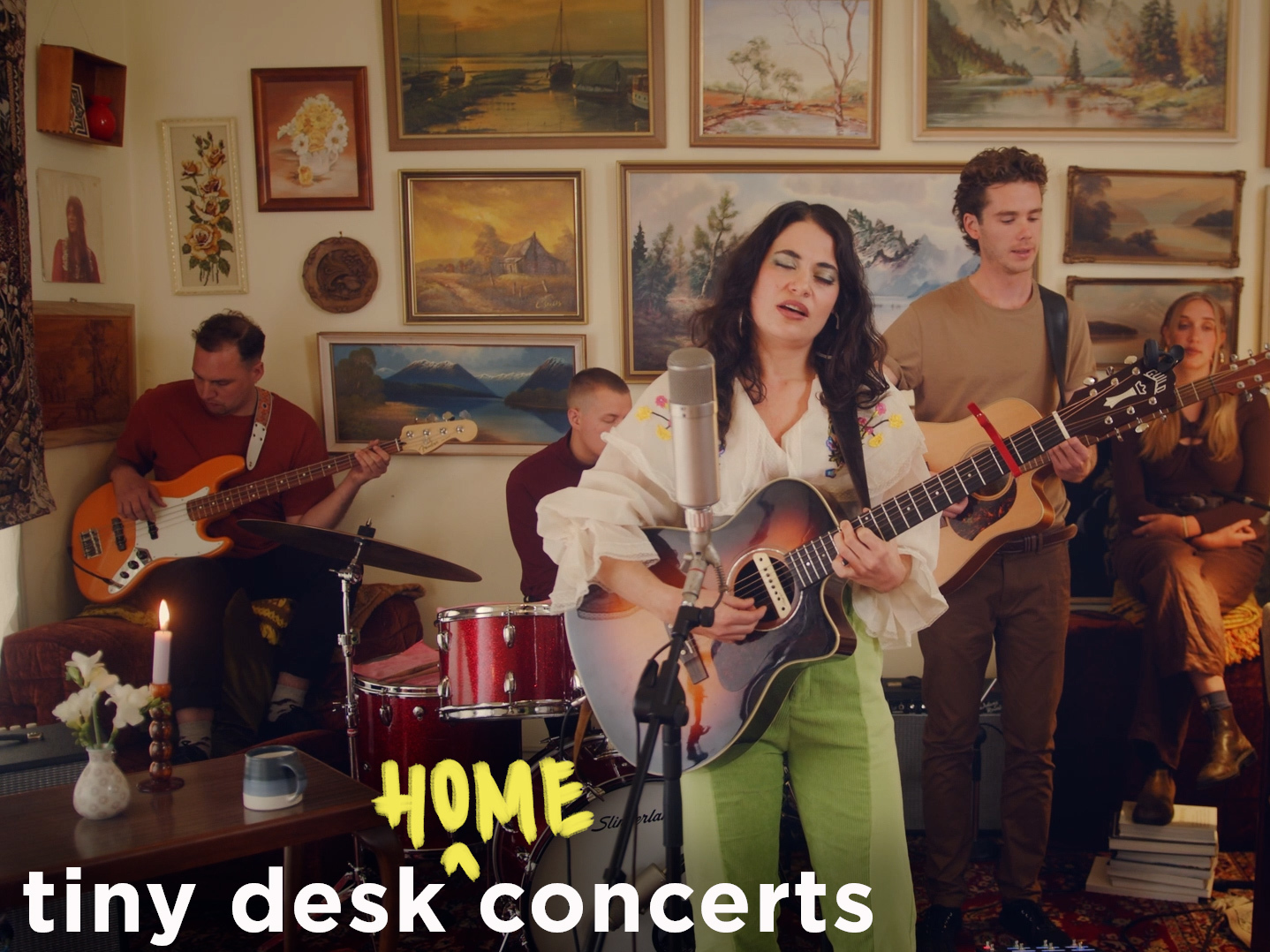 """Featured image for """"Maple Glider: Tiny Desk (Home) Concert"""""""