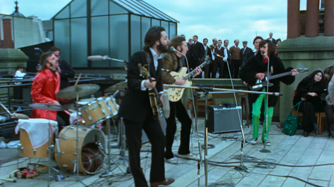 """Featured image for """"Watch   Official trailer for Peter Jackson's Beatles doc 'Get Back'"""""""